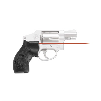 S & w/ J-Frame Round Butt Front Activation Lasergrips by Crimson Trace Corporation
