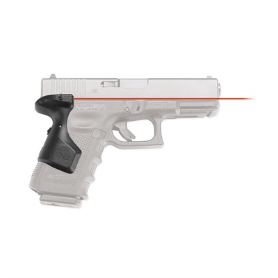 Glock Gen4 Compact Rear Activation Lasergrips by Crimson Trace Corporation