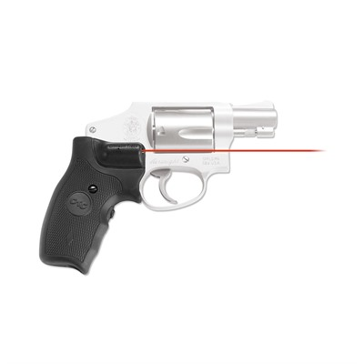 S & w/ J-Frame Round Butt Front Activation Extended Lasergrips by Crimson Trace Corporation