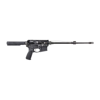 AR-15 Oem Recce Mid-Length Lightweight 16 & Quot; Rifle by Bravo Company