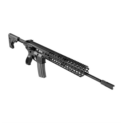 Mcx 5.56 Patrol Rifle 16 & Quot; 30+1 Black by Sig Sauer