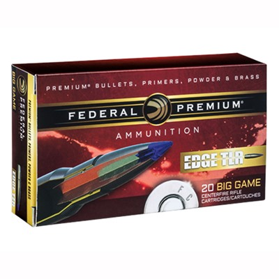 Edge Tlr Ammo 300 Wsm 200gr Edge Tlr by Federal