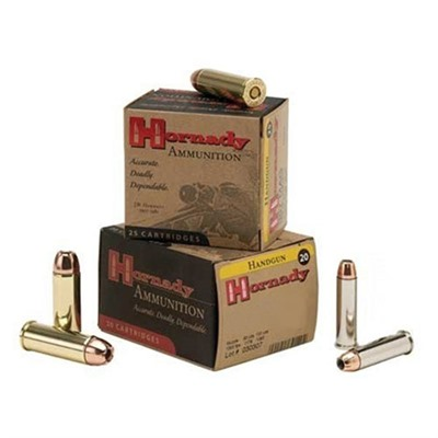 Custom Ammo 44 Remington Magnum 300gr Jhp by Hornady