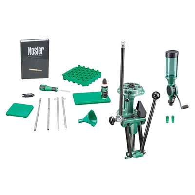 Click here to buy Turret Deuxe Reloading Kit by Rcbs.