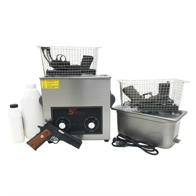 Click here to buy Hg575 Ultrasonic Cleaning System by Sonic System Sales.