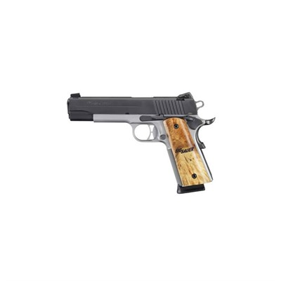 Click here to buy 1911 Ttt 5in 45 Acp 2-Tone 8+1rd by Sig Sauer.