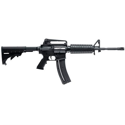 Colt M4 Carbine .22lr Rifle 22 Lr 16.2in 30+1 5760300 by Walther Arms Inc