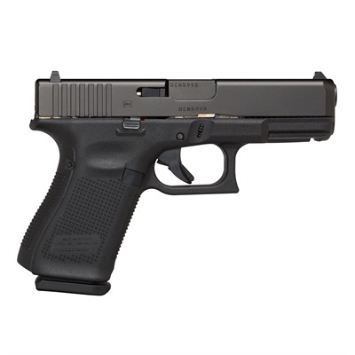 G19 G5 9mm 15+1 4 & Quot; Fixed Sights by Glock