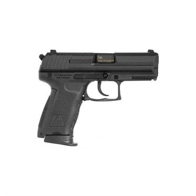 Click here to buy Hkp2000 V3 3.66in 9mm Black 13+1rd by Heckler & Koch.