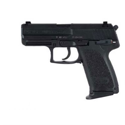 Click here to buy Hkusp9 Compact Handgun 9mm 3.58in 13+1 Hkm709031a5 by Heckler & Koch.