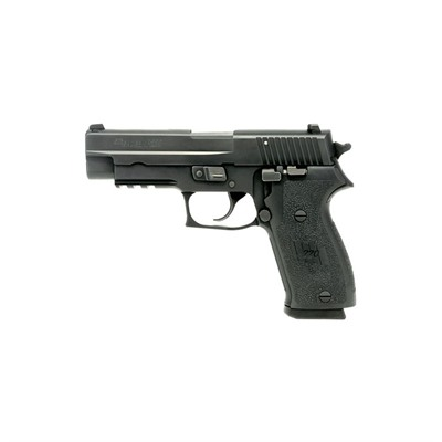 P220 4.4in 45 Acp Black Nitride 8+1rd by Sig Sauer