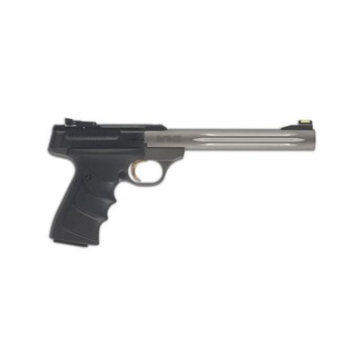 Click here to buy Buck Mark Challenge Ca 7.5in 22 Lr Matte Gray 10+1rd by Browning.