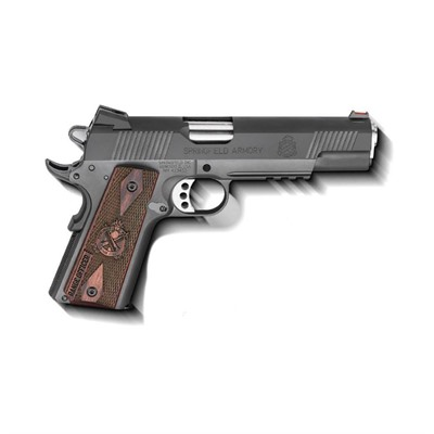 Range Officer Operator 5in 45 Acp Carbon Steel 7+1rd by Springfield Armory