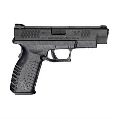 Xd(M) 4.5in 9mm Black 19+1rd by Springfield Armory
