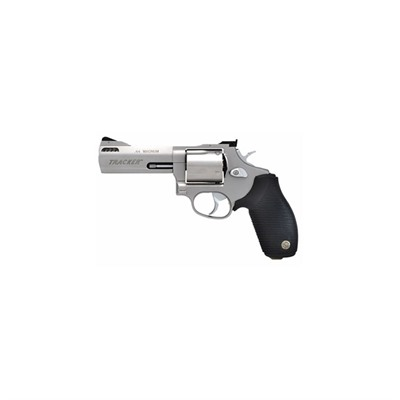 Click here to buy 44 Tracker 4in 44 Magnum Stainless 5rd by Taurus.
