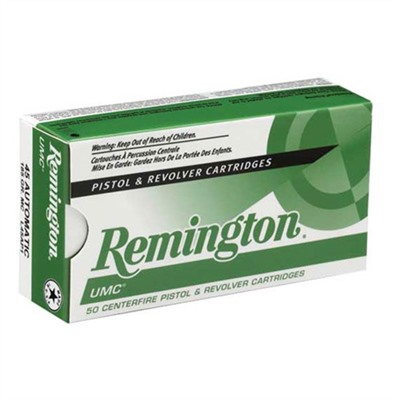 Umc Ammo 380 Auto 95gr FMJ by Remington