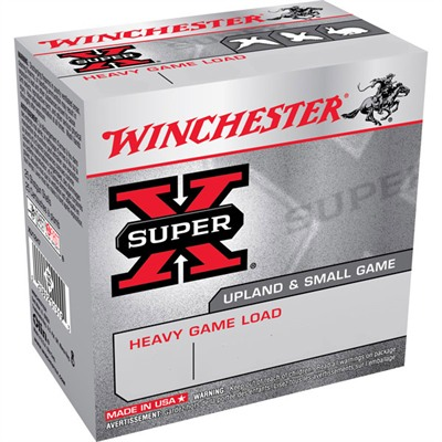 Super-X Heavy Game Load Ammo 410 Bore 3 & Quot; 11/16 Oz 7.5 Shot by Winchester