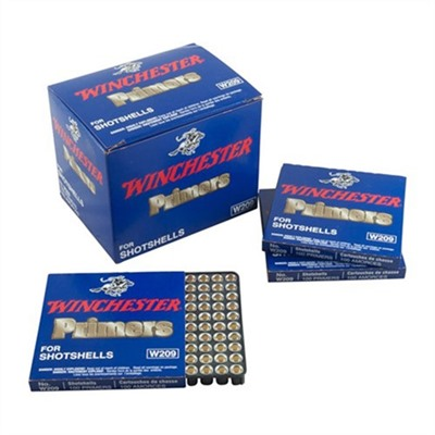 '209 Shotshell Primers by Winchester