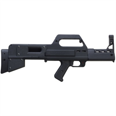 Ruger 10/22 Muzzlelite Stock Bullpup by Mounting Solutions Plus
