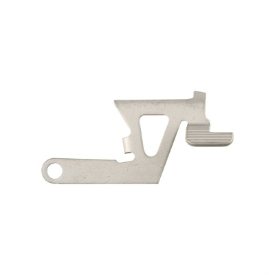 Slide Catch Lever, Nickel, Two Tone by Sig Sauer