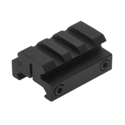 Ar Mount One-Half Inch Picatinny Riser - Matte by Burris