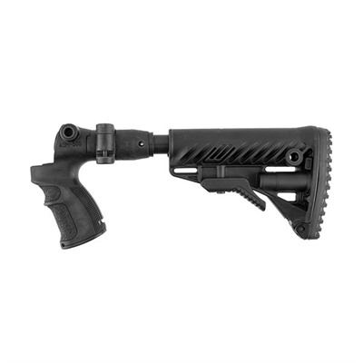 Click here to buy Mossberg 500/590 Recoild Reducing Folding & Collapsible Buttstock by Fab Defense.