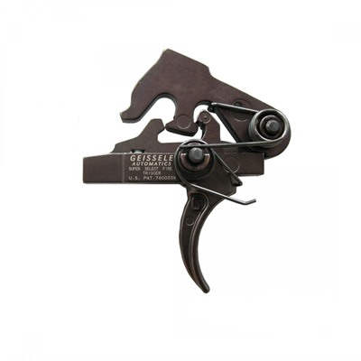 Click here to buy AR-15 Super Select-Fire Sopmod Trigger by Geissele Automatics LLC.
