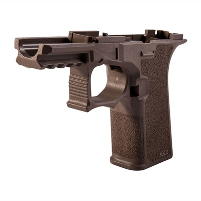 Click here to buy Pf940cv1 80% Frame Aggressive Texture for Glock 19/23/32 Fde by Polymer80.