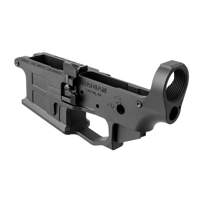 Click here to buy AR-15 Ambidextrous Lower Receiver 5.56 Black by Radian Weapons.
