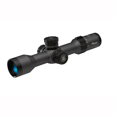 Tango6 3-18x44mm Scope Illum. Levelplex Moa Milling Reticle by Sig Sauer