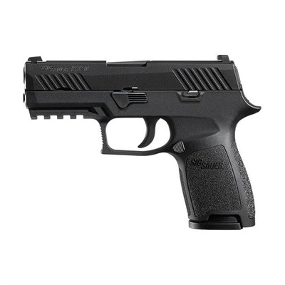 P320 Compact Handgun 9mm 3.9in 15+1 320c-9-B by Sig Sauer