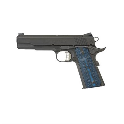 Competition Government 5in 9mm Blue 9+1rd by Colt