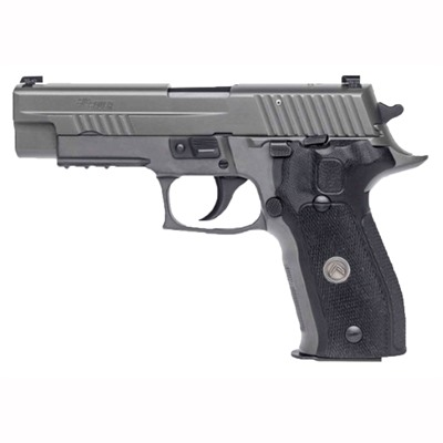 P226 Legion 9mm 15+1 by Sig Sauer