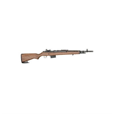M1a Scout Squad 18in 308 Win Blue Wood Aperture Sights 10+1rd by Springfield Armory