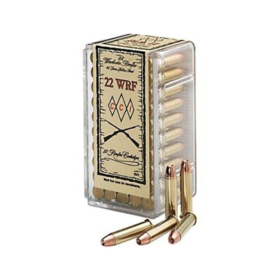Specialty Rimfire Ammo 22 Winchester Rimfire 45gr Jacketed Hp by Cci