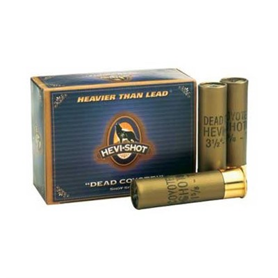 Hevi-Shot Dead Coyote Ammo 12 Gauge 3-1/2 & Quot; 1-5/8 Oz t Shot by Environ-metal Inc.