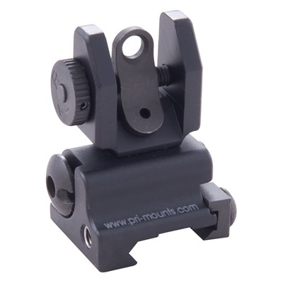 AR-15 Rail Mount Rear Sight by Precision Reflex, Inc.