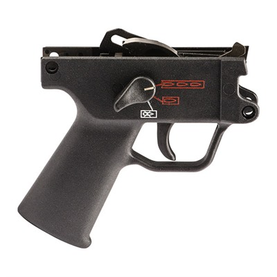 Mp5 Trigger Group, (013), by Heckler & Koch
