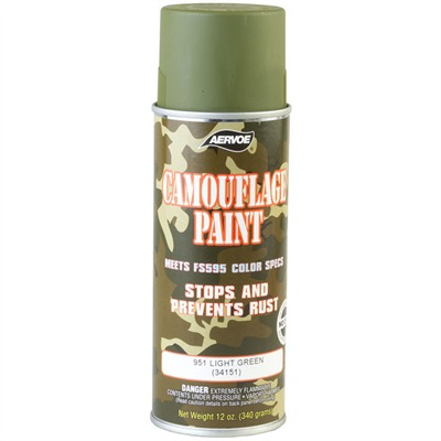 Camo Paints by Aervoe-pacific Co. Inc.