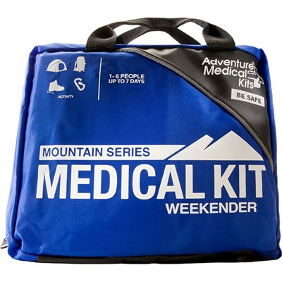 Weekender Mountain Series First Aid Kit by Adventure Medical Kits