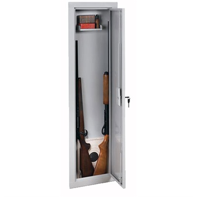 55-Inch In-Wall Steel Security Cabinet by Stack-on Products Company