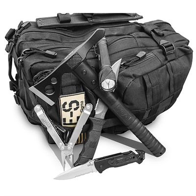 Emergency Get Home Bag- Sog Special by Echosigma Emergency Systems