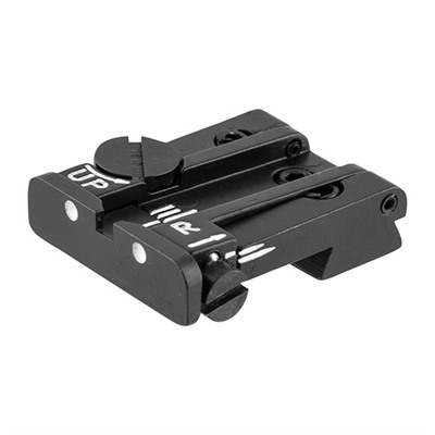 Click here to buy Colt Adjustable Rear Sight by L.p.a. Sights.