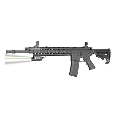 X5l-Rs Universal Green Laser/Tactical Light by Viridian