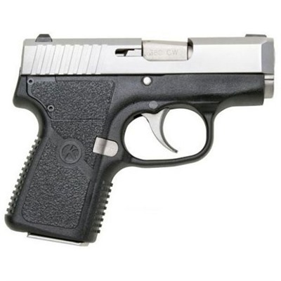 Click here to buy Kahr Cw380, .380 Acp, 2.58 & Quot; Barrel, Black by Kahr Arms.