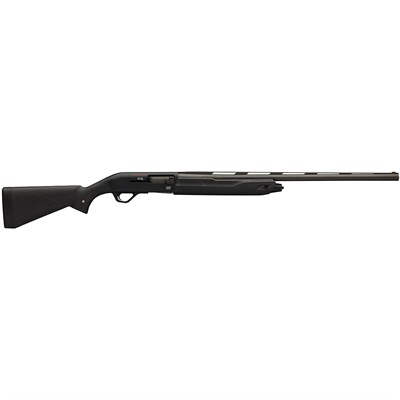 Click here to buy Sx4 12ga-3.5in, 26in Bbl, Black Syn, 3+1 Cap by Winchester Repeating Arms.