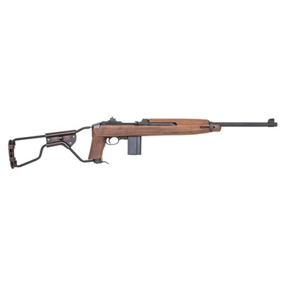 Click here to buy M1 Carbine Paratrooper 18in 30 Carbine Parkerized 15+1rd by Auto Ordnance.