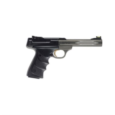 Click here to buy Buck Mark Challenge 5.5in 22 Lr Matte Gray 10+1rd by Browning.