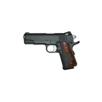 Dan Wesson Cco 4.25in 45 Acp Matte Black 7+1rd by Dan Wesson