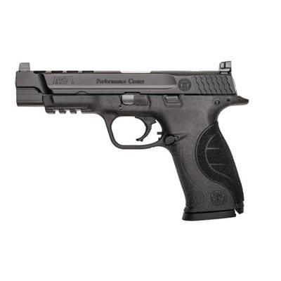 Click here to buy M & P9 Handgun 9mm 5in 17+1 10098 by Smith & Wesson.